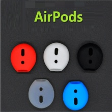 1Pairs Airpods Earphone Case Cover Silicone Antislip Ear Hook Earbuds tips Caps for iPhone Earpads Earpods Eartips free shipping 1 pairs airpods earphone case cover silicone antislip ear hook earbuds tips caps for iphone earpads earpods eartips