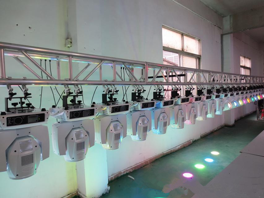 Stage lighting 10pcs a lot Power Cable for 230w 260w 280w 350w moving head light beam wash sport light dj lighting - 5