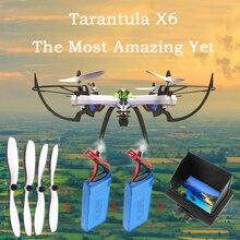Venta caliente 5.0MP Drone JJRC H16 YiZhan Tarantula X6 RC fpv Quadcopter 6-Axis 2.4 GHz Helicóptero con Cámara Hd Profesional helicóptero