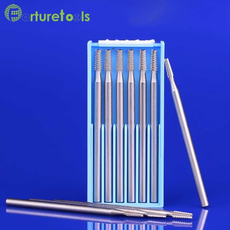 Frez wolframowy typu B Zęby Frezarki narzędzia dremel do - Narzędzia ścierne - Zdjęcie 1