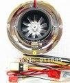 Setas filtro de aire del turbocompresor eléctrico compresor de la turbina de la seta de la cabeza del motor
