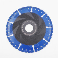 5 Vacuum Brazed Diamond Disc For Multi Purpose 125mm Rescue Diamond Blade Demolition Blade For Tough