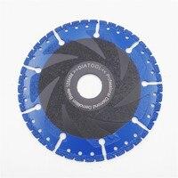 5 Vacuum Brazed Diamond Disc For Multi Purpose 125mm Rescue Diamond Blade Demolition Blade For Tough