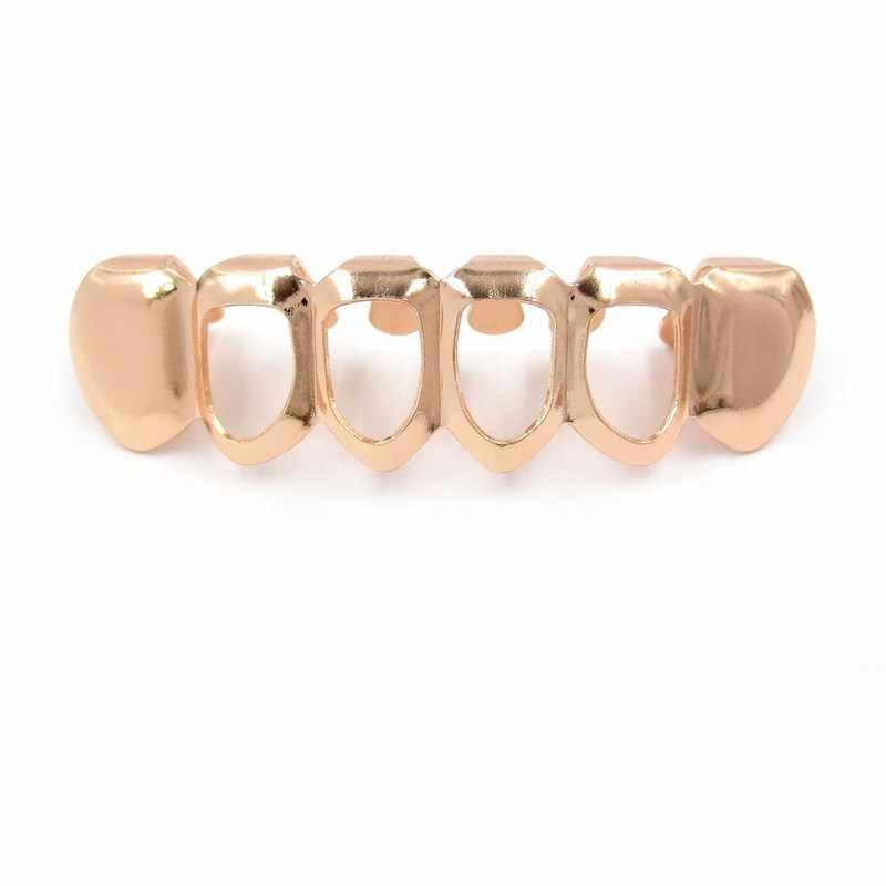 1 قطعة جديد وصول أعلى أو أسفل قالب عدة الهيب هوب الأسنان غطاء أعلى و أسفل شواء الأسنان Grillz الفم الشوايات الجوف الأقواس مجوهرات للجسم