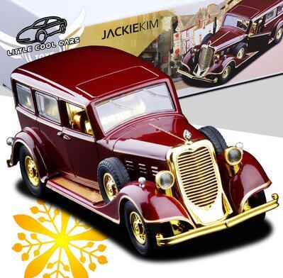 cadillac deluxe tudor limousine 8c 132 1932 emperor pu yi car kids toy classic
