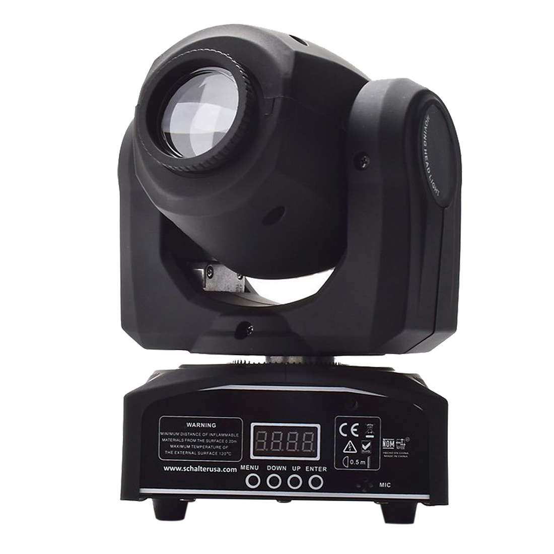 2 X 10W LED Patterns DJ Stage Moving Head Light DMX512 Auto Stop For Club Party Show Lighting2 X 10W LED Patterns DJ Stage Moving Head Light DMX512 Auto Stop For Club Party Show Lighting
