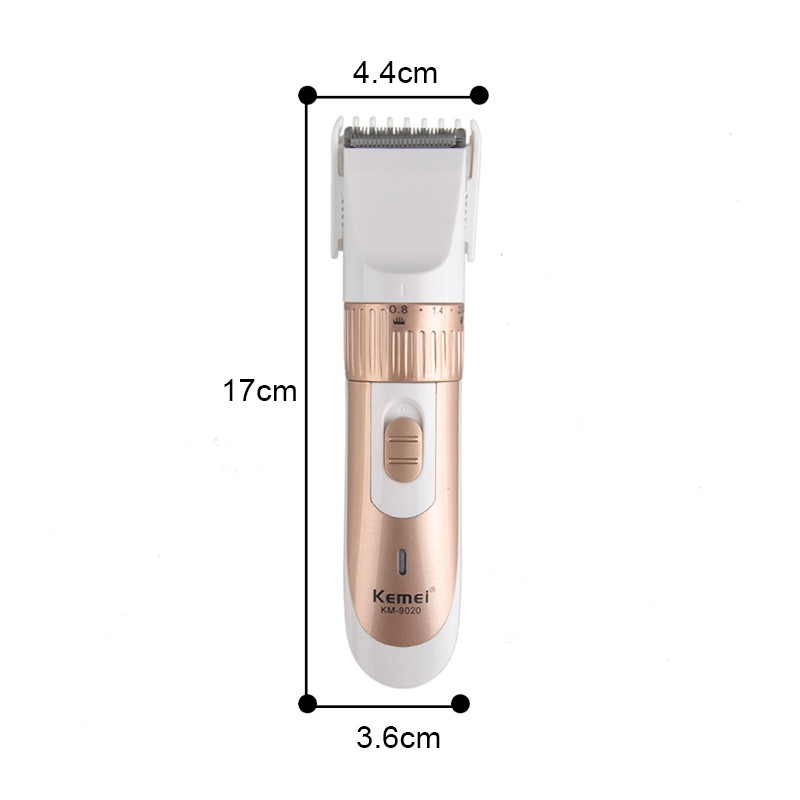 Kemei 9020 Electric Rechargeable Beard Trimmer
