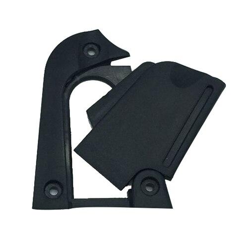 Guitar Accessories Head Cover Sheet Electric Guitar Iron Core Cover Separate Block Sheet