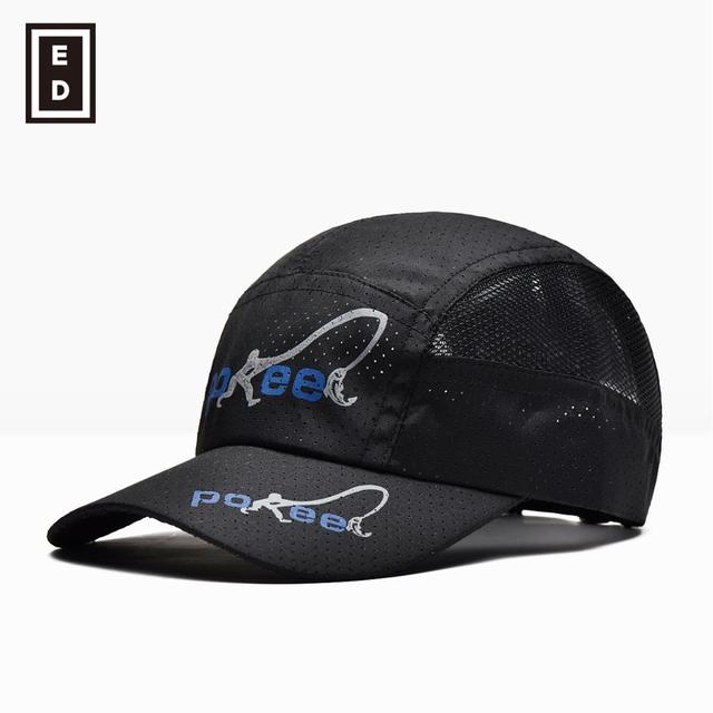 new air speed dry net cap male and female general baseball cap