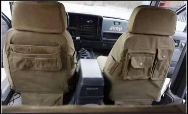 De color marrón amarillento tipo de función cubierta de asiento de coche modelo personalizar para Juke BLUEBIRD soleado Pathfinder camioneta TEANA TIIDA Sylphy - 2