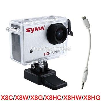 100% Original SYMA X8C X8W X8G X8HC X8HW X8HG RC Drone Gimble línea Quadcopter 8MP HD Cámara helicóptero repuestos accesorios