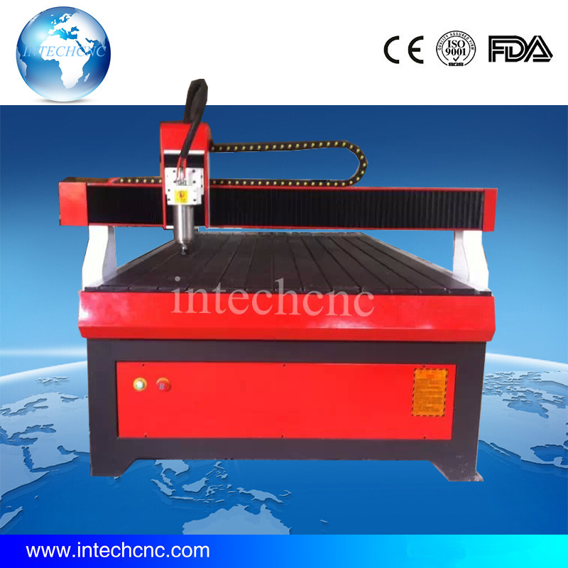 Economic for door and furniture 3.0KW 1224 cnc gold engraving machine