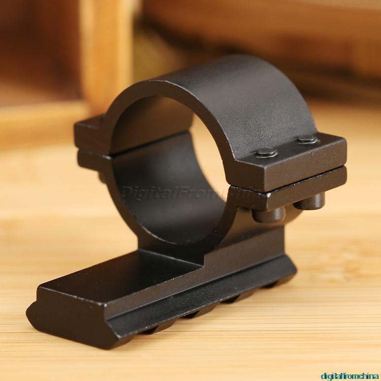 Hoge kwaliteit vat mount legering zicht scope vat ring 25.4mm 1 - Jacht - Foto 1