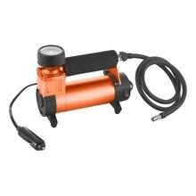 Компрессор автомобильный Sturm! MC8830 (Поршневой безмасляный, прямой привод, рапидное соединение, производительность 30 л/мин, рабочее давление 9.5 бар, воздушное охлаждение, встроенный манометр)