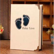 6 Inch 200 Sheets Photo Album Cartoon Cute Picture Storage Frame Insert Page Album Children Lovers Wedding Memory Book Fotoalbum new photo album 100 200 sheets insert page 5 6 inch instant picture storage frame children lovers wedding memory diy book gifts