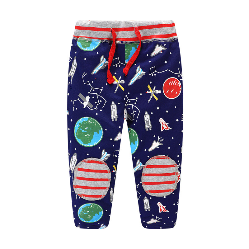 Baby boys new designed cute pants kids top quality cartoon pants baby boys spring autumn winter new style pants brand