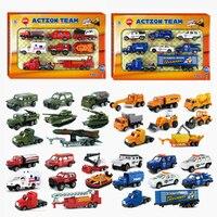 Nieuwe 4 stijl cars speelgoed diecast auto modellen voor jongen legering crane goedkope hoge kwaliteit china toys sportwagen geschenken doos geschenken Collection