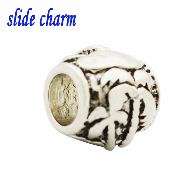 Slide Charm Free Shipping Mother S Day Coconut Island Luxury Brands Beads Fit Pandora Bracelet Christmas