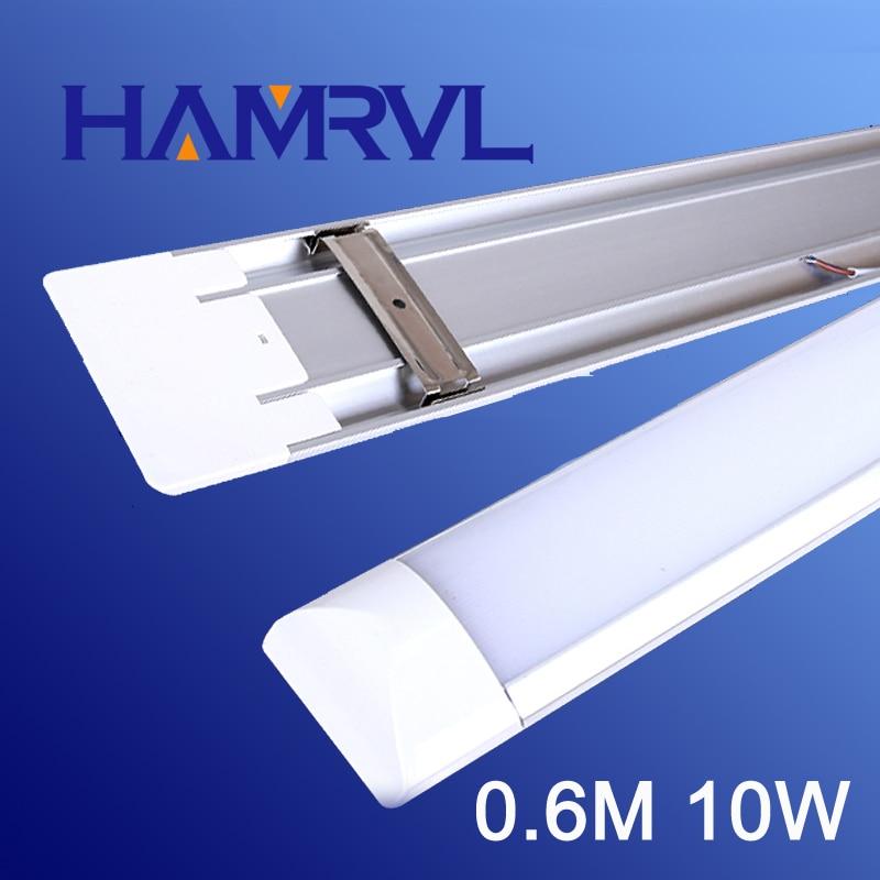 10W 18W LED Bright Fluorescent Light 60CM White Warm Frame Living Room Lamp