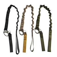 Multi Function Outdoor Military Tactical Gun Sling Adjustable Rifle Rope