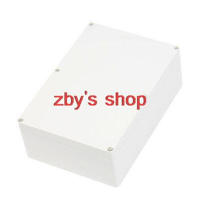 Sealed Plastic Enclosure Electronic Switch Junction Box Case 265x185x95mm цены