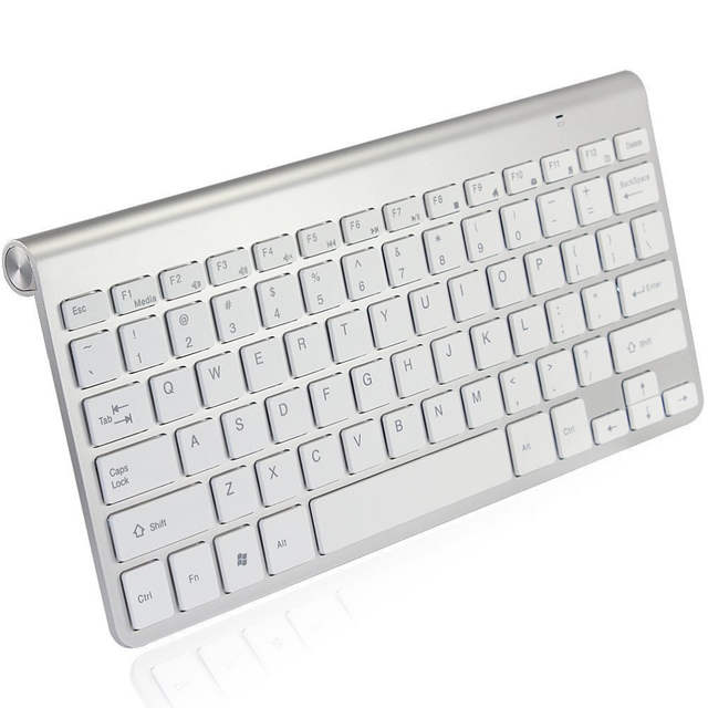 apple style wireless keyboard for windows