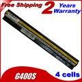 Bateria do portátil para Lenovo G400s G500s S410p G510s G410s G405s G505s S510p L12L4A02 L12L4E01 L12M4A02 L12M4A02 L12S4A02 L12S4E01