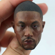 1/6 Scale Basketball Star Derrick Rose Head Sculpt F 12 Male Action Figure Body
