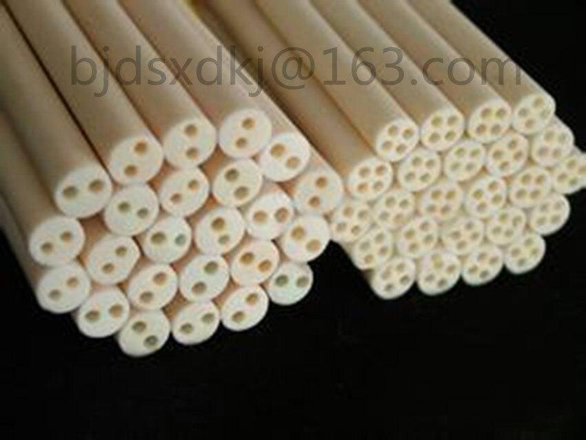 OD * ID = 6*1.5mm / 2 bores isolants/bonne thermostabilité/isolation/tube en céramique