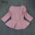 Novo 2016 Primavera Outono Moda Calças Ternos de Negócio das Mulheres Houndstooth Checker Pattern Ruffles Ternos Para Mulheres 2 Peças Set