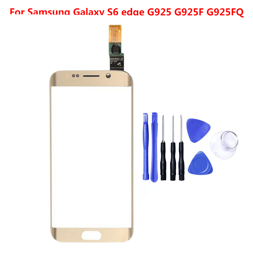 US $17 99 10% OFF|Zerosky Touchscreen Panel For Samsung Galaxy S6 Edge  Touch Screen Digitizer Glass Sensor Display Replacement-in Mobile Phone  Touch