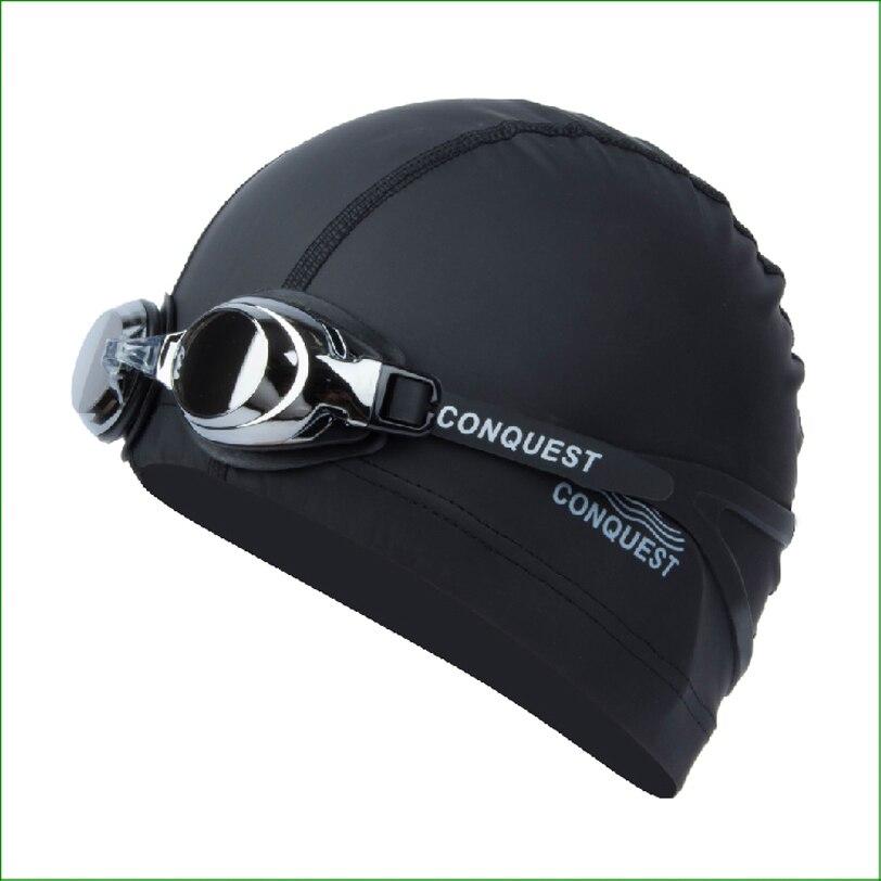 SHG01 uno Gafas De Natación + una gorra de natación/set gafas A Prueba de Agua Y