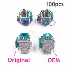 100 قطعة سعر الجملة ل Xbox One تحكم الأصلي 3D التناظرية 3Pin وحدة استشعار الجهد استبدال عصا التحكم 3D