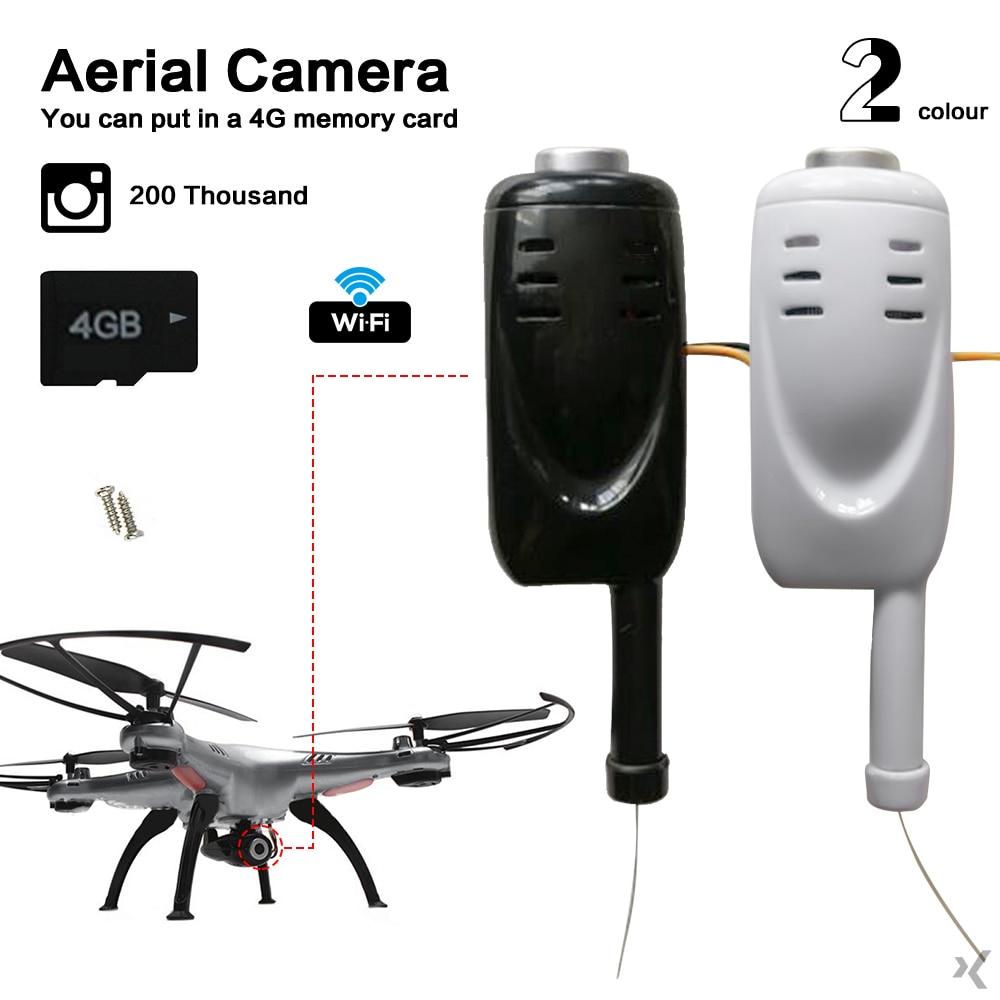 Cewaal durable HD 2.0MP 720 p Cámara aérea UAV aviones quadcopter cámara para Syma X5 X5C FPV tiempo real drone Accesorios