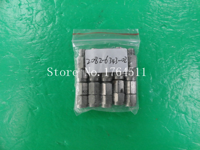 [BELLA] M/A-COM 2082-6343-02 DC-8GHZ 4dB 2W RF Coaxial Fixed Attenuator SMA  --5PCS/LOT