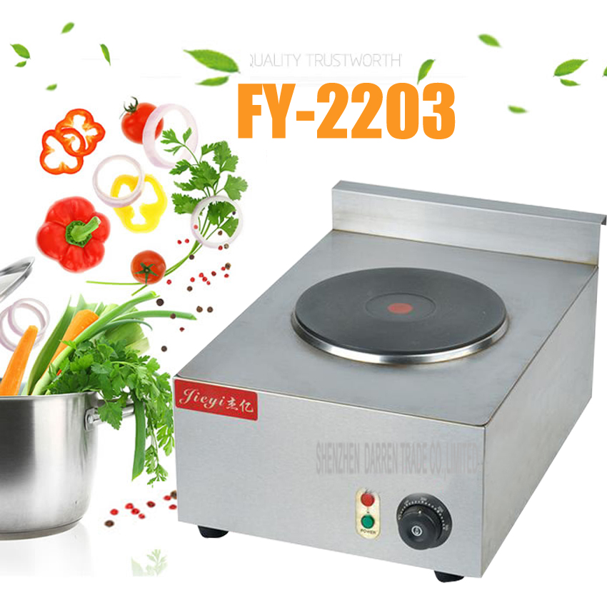 Hybrid electric cooktop induction