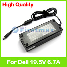 19.5V 6.7A 130W universal AC power adapter for Dell Inspiron 9200 9300 9400 E1705 XPS Gen 2 M170 M1710 charger