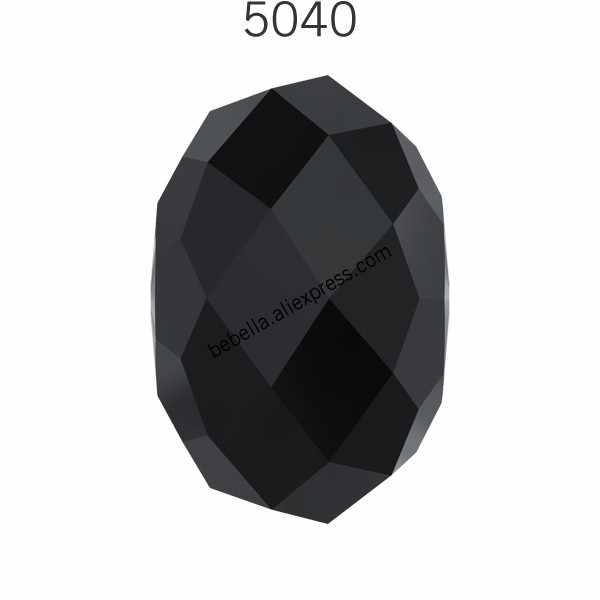 (1 pieza) 100% CRISTAL DE Swarovski Original 5040 Briolette bead HECHO EN AUSTRIA cuentas sueltas de diamantes de imitación para fabricación de joyas DIY