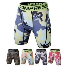 Мужские шорты для бодибилдинга, фитнеса, тренировок, внутреннего шва, тренажерного зала, мужские эластичные компрессионные колготки