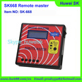 SK-668 Remote Master ,rf remote duplicator,frequency counter,suitable for key &lock shop, locksmith