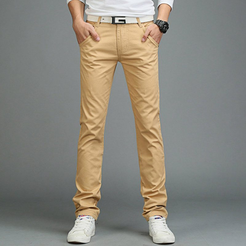 Cheap Khaki Pants Promotion-Shop for Promotional Cheap Khaki Pants ...