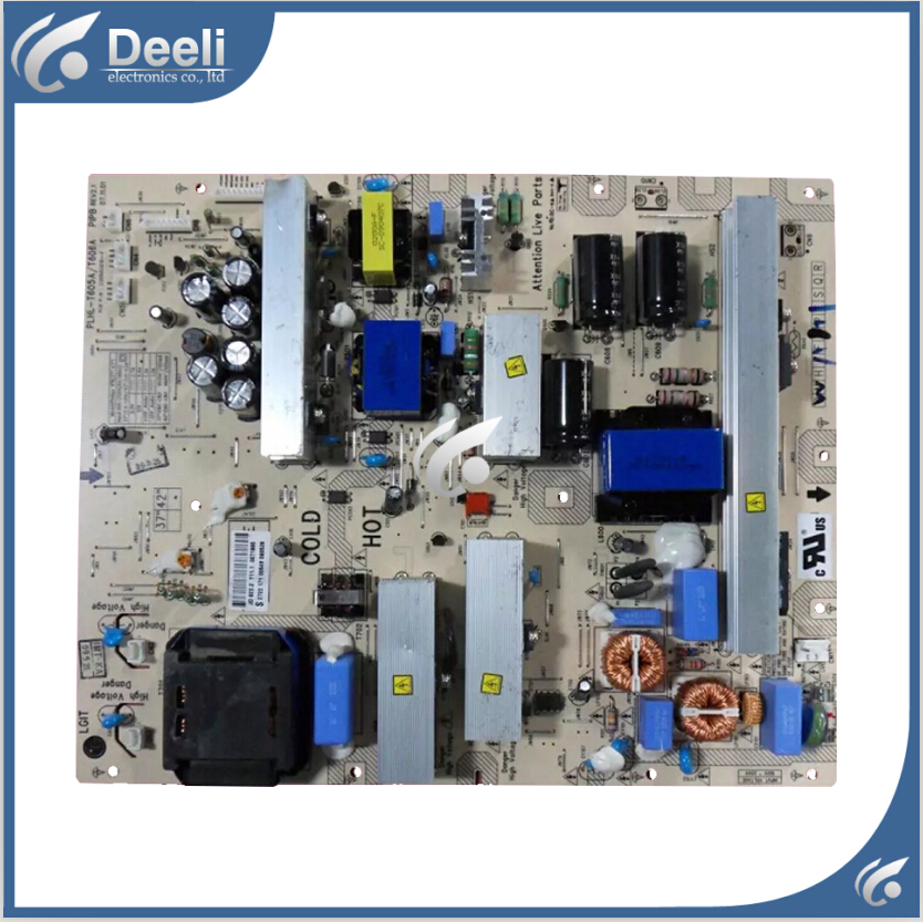 good Working original 90% new used for PLHL-T605A power supply board good working original used for lcd 46lx830a dps 143bp runtka790wjqz dps 127bp 46inch power supply board