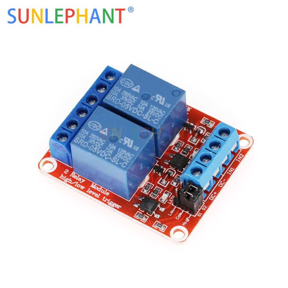 20A Motor Driver V2 With Optocoupler Isolation Arduino Compatible