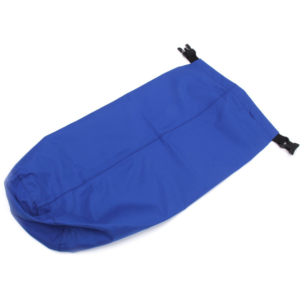 Waterproof Dry Sack Lightweight Compression Bag for Boating Kayaking Fishing Rafting Canoeing 8L Blue