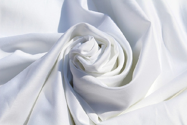 1000 Tc 100 Egyptian Cotton Fabric For Bedding Sheets Super Width 280 Cm 110 Inches Ivory White Beige Colors 10 Meters