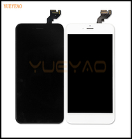 YUEYAO 5PCS/LOT LCD Display For iPhone 6s Plus Touch Screen Assembly Replacement Digitizer