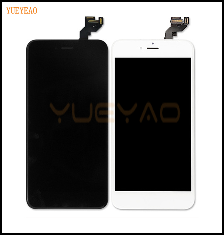 YUEYAO 5PCS/LOT LCD Display For iPhone 6s Plus Touch Screen Assembly Replacement Digitizer image