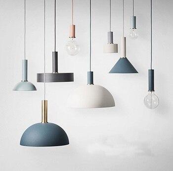 Американский кантри креативный деревянный железный подвесной светильник лампа железная металлическая Подвесная лампа скандинавский диза...