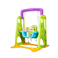 Colorful Baby Swing Indoor Kids Swing Stand Outdoor Folding Swing Hanging Chair Rocking Chair For 1 6yrs Old Children