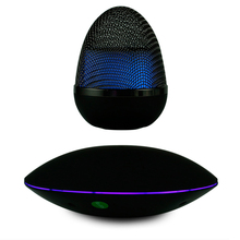 Moxo S3 Mini Wireless Bluetooth  Speaker Music Player Subwoofer  with Mic Hands-free NFC  Magnetic Levitation 3D Portable